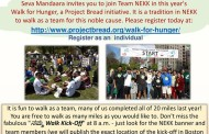 Seva Mandaara – Walk For Hunger 2015