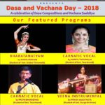 Dasa & Vachana Day – 2018